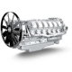 Двигатели ЯМЗ 8401, 845