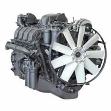 8424.1000140 Двигатель ТМЗ со сцеплением