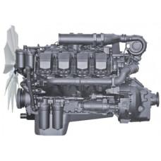 8525.1000175-11 Двигатель ТМЗ с механизмом аварийного останова