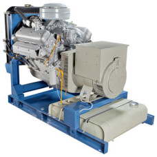 АД-150 (ЯМЗ-236БИ2) Дизельная электростанция