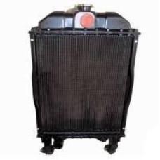 1321К.1301055 Бак радиатора  Бак верхний алюминий МТЗ 1221/1222